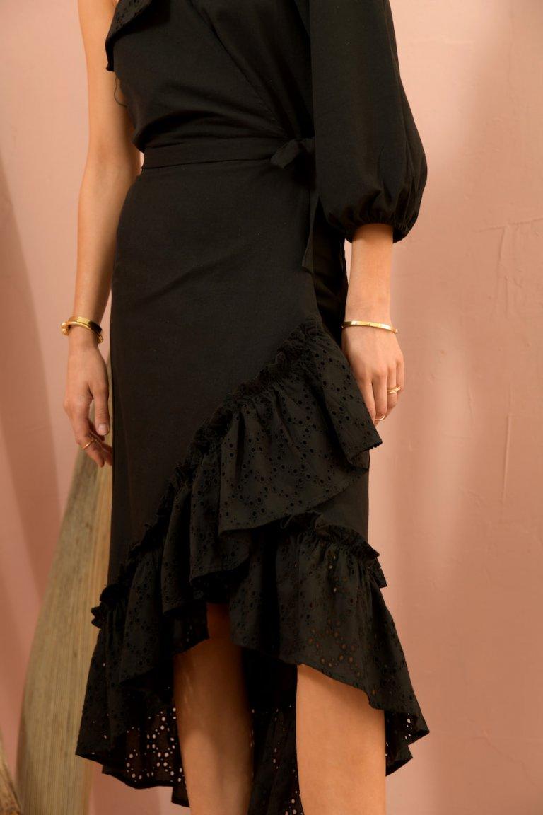 Carolina two-piece set skirt & op